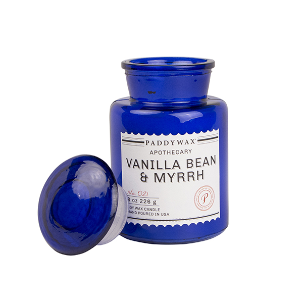 Vanilla Bean & Myrrh - Choose Your Candle Type