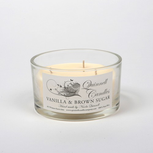 Vanilla & Brown Sugar - Choose Your Candle Type