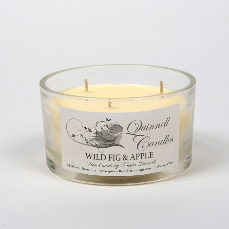 Wild Fig & Apple - Choose Your Candle Type