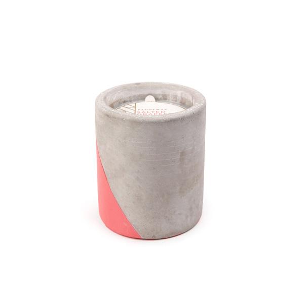 Salted Grapefruit - Large Concrete Pillar